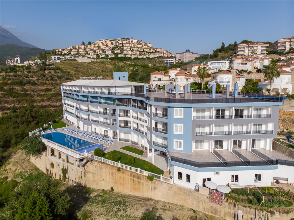 Buy a luxury apartment in Alanya by installments for 12 months!