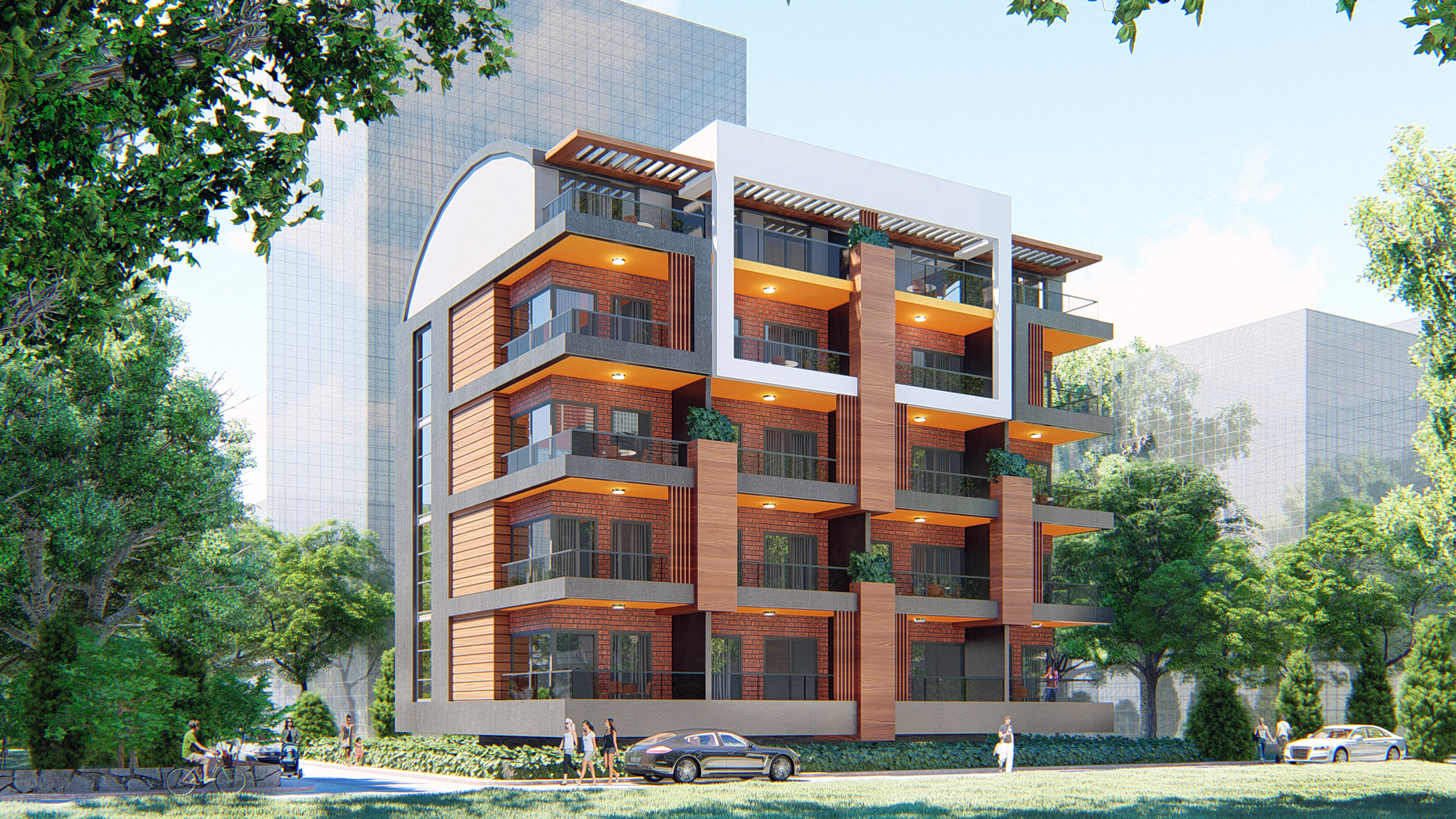 Buy an apartment in Alanya, 18 months installment plan!