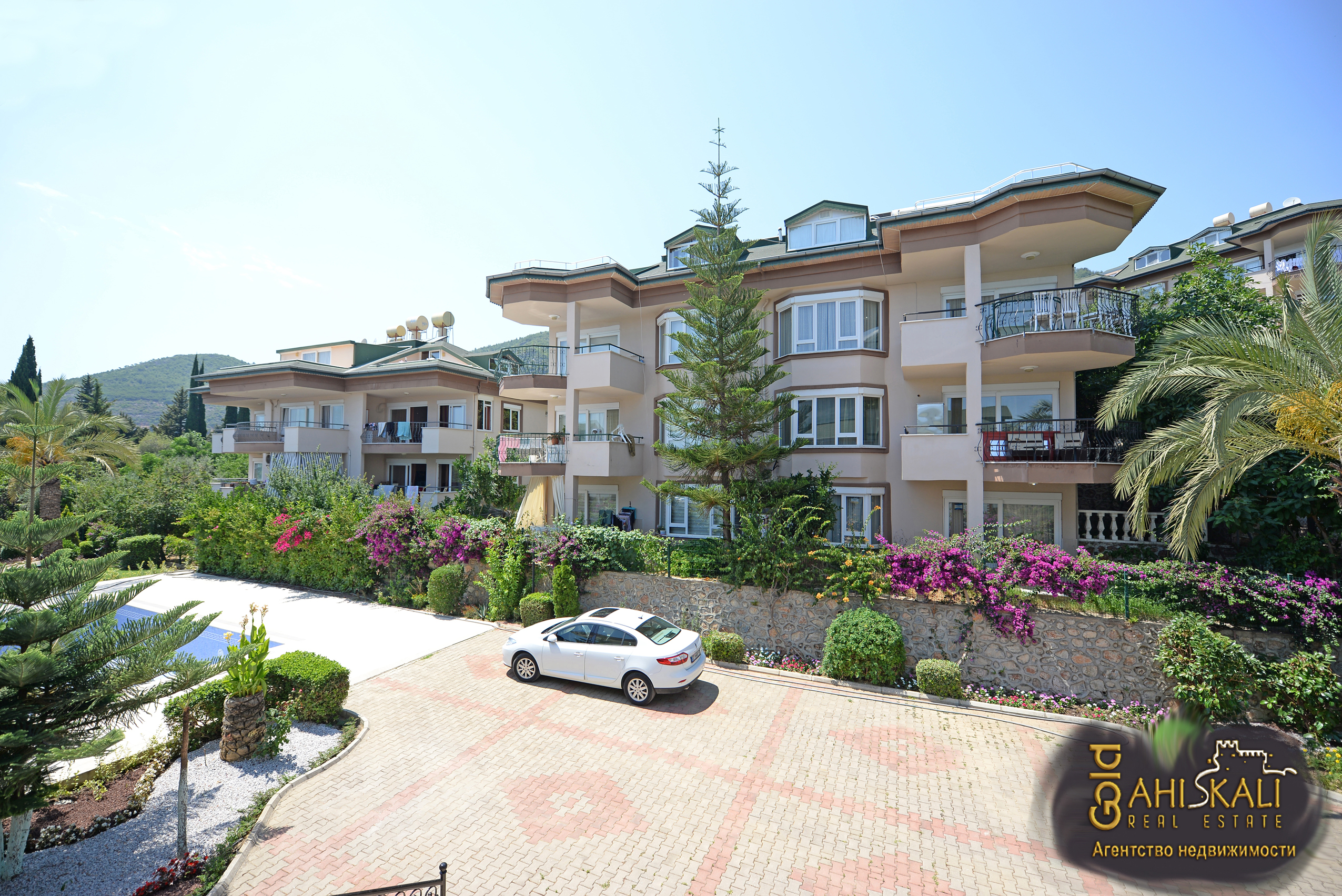 Buy a secondary apartment in Alanya from the owner