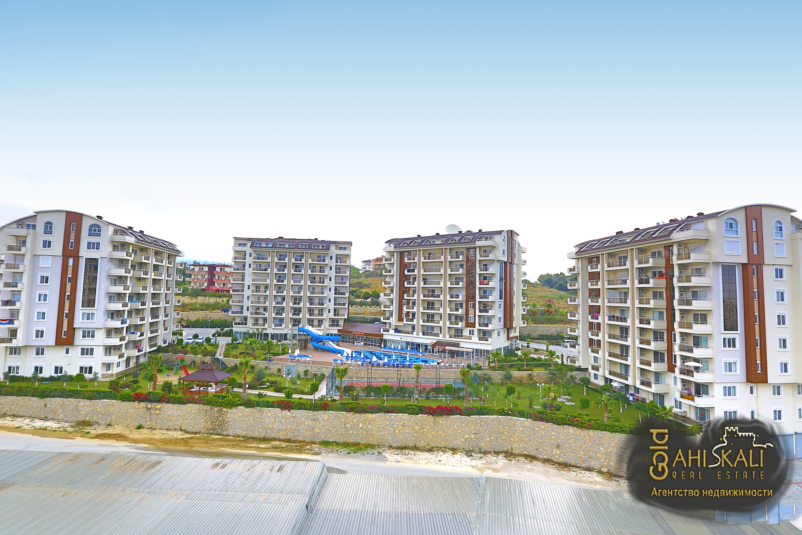 Buy an apartment in Alanya inexpensively from the developer