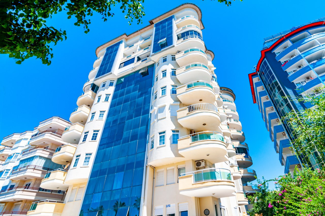 Buy an apartment in Alanya Turkey resale
