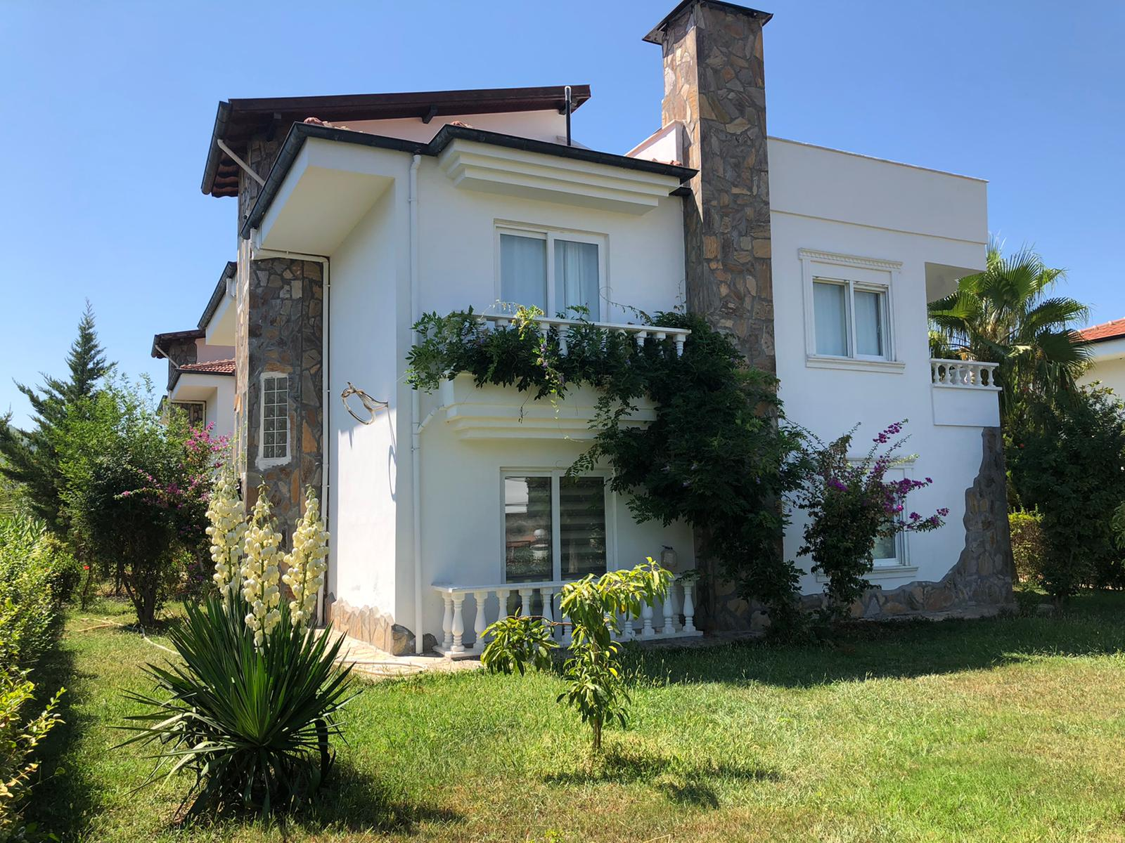 House in Alanya by the sea